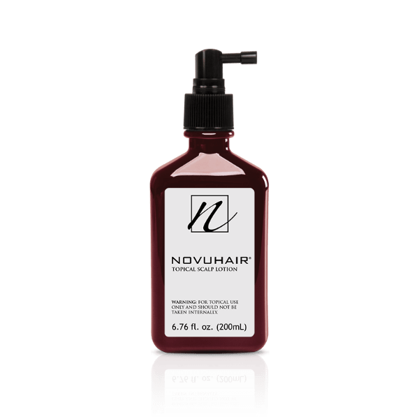 Novuhair scalp lotion