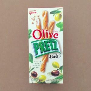 Pretz Olive Basil