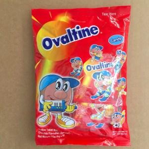 Ovaltine Candies