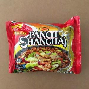 Pancit Shanghai Instant Noodles