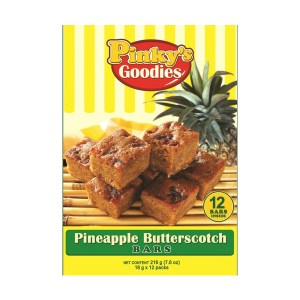 Pinky's Goodies Pineapple Butterscotch