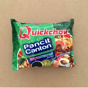 Quickchow Pancit Canton Toyomansi