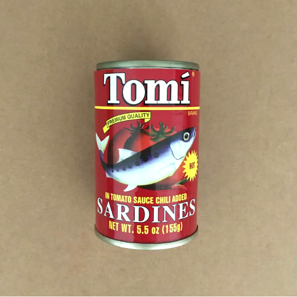 Philippine Sardines in Can