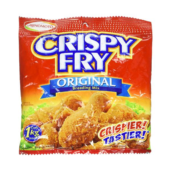 Crispy Fry Garlic Flavor