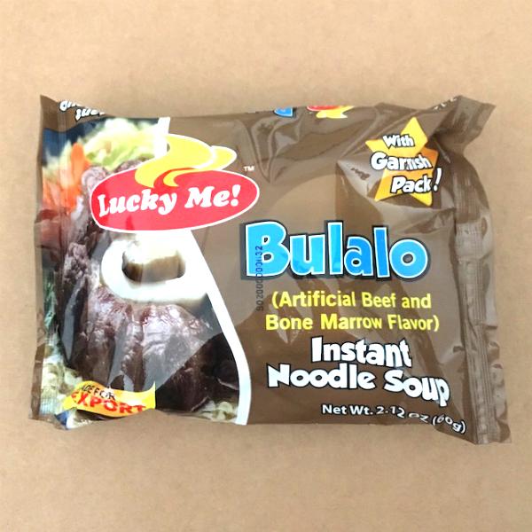 Instant Bulalo Soup