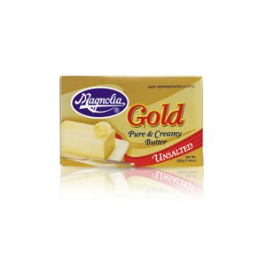 Magnolia Unsalted Butter