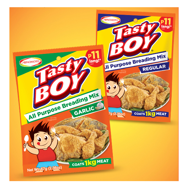 Tasty Boy Breading Mix