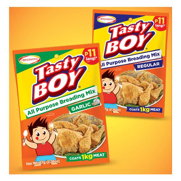 Tasty Boy Breading Mix