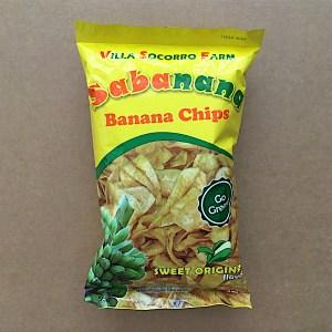 Villa Socorro Banana Chips