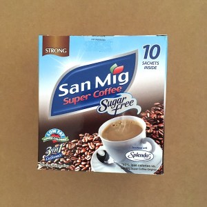 San Mig 3in1 Strong CoffeeMix