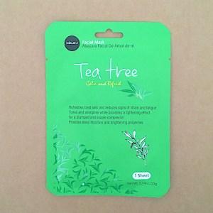 Tea Tree facial mask