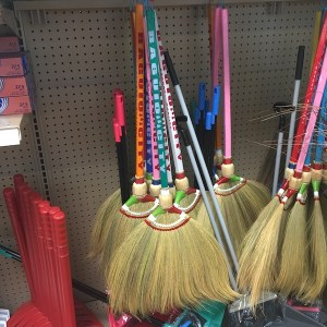 Filipino brooms