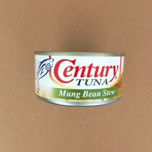 Canned Tuna: Munggo Flavor