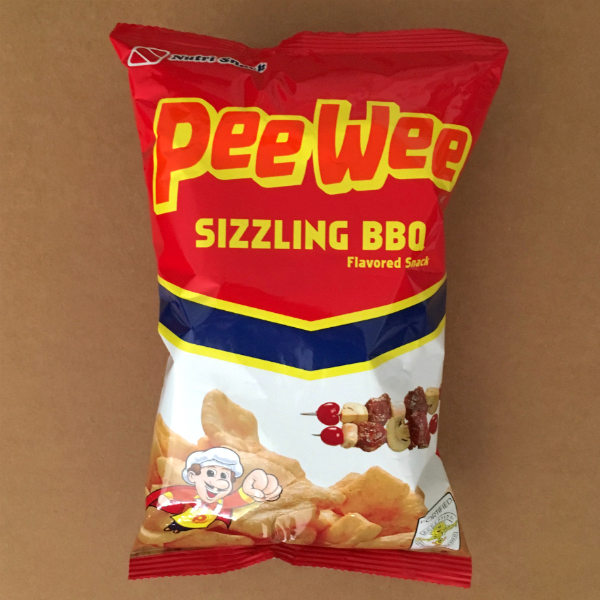 Crunchy BBQ-Flavored Snack