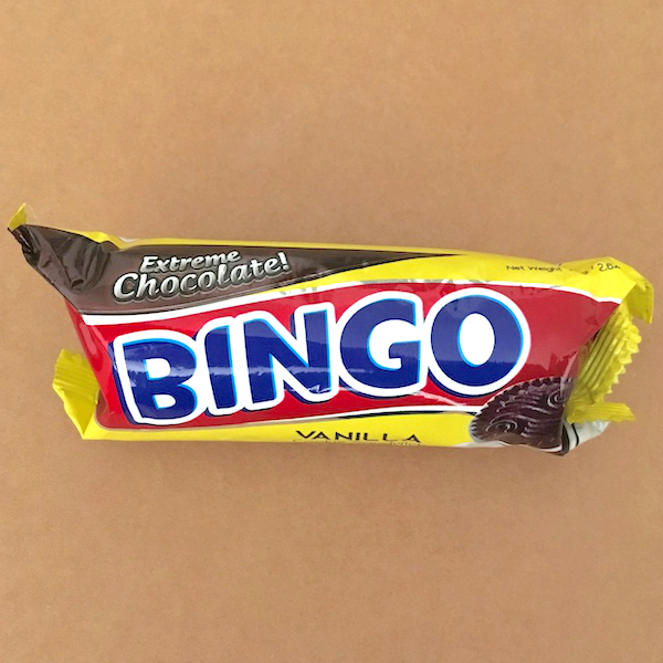 Filipino Bingo Cookies