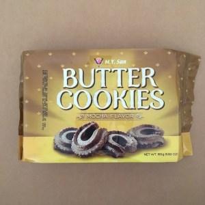 Mondae My San Mocha Cookies
