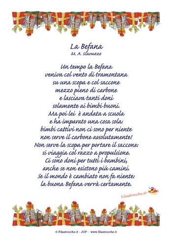 La Befana  Guido Gozzano