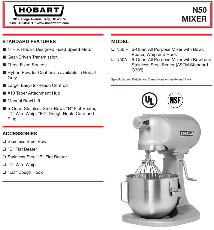 hight resolution of hobart mixer motor wiring diagram