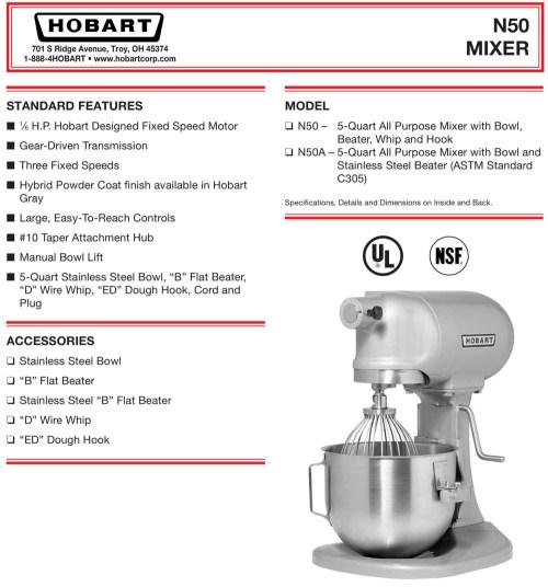 small resolution of hobart mixer motor wiring diagram