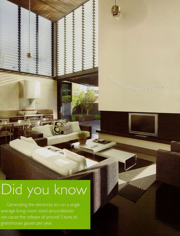 Living Room Ventilation Philippines
