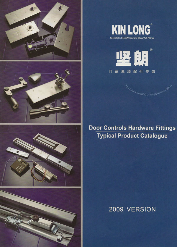 Kin Long Door Controls Hardware Fittings