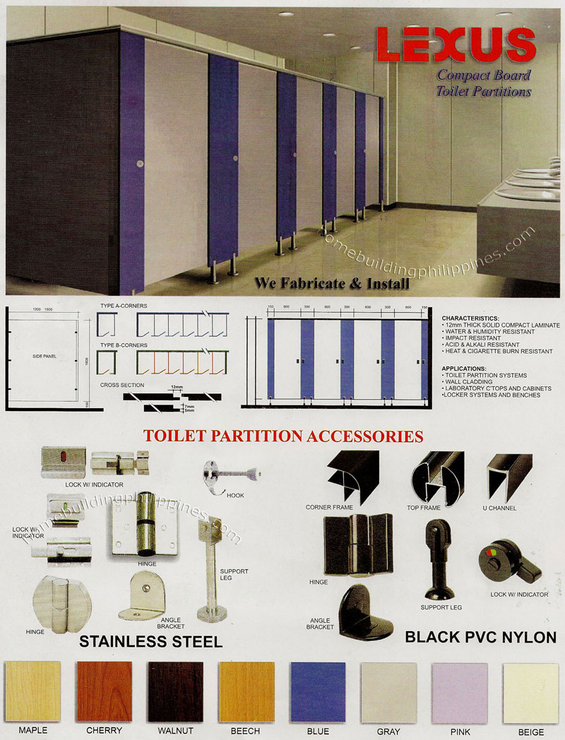 Compact Board Toilet Partitions Philippines