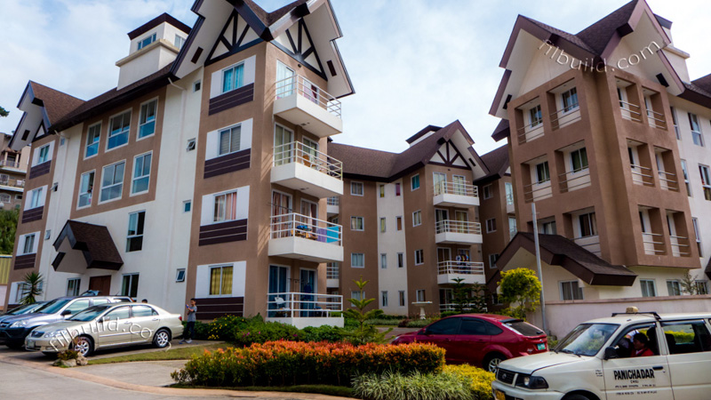 Baguio City Brand New Condos For Sale at The Courtyards by