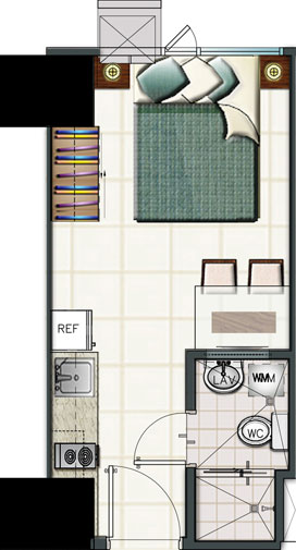 Condo Sale At Light Residences Condo Unit Floor Plans