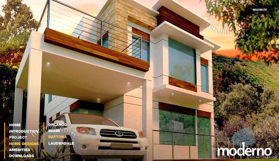 Carmona Cavite Real Estate Home Lot For Sale at The Moderno at Canyon Ranch by Century Properties