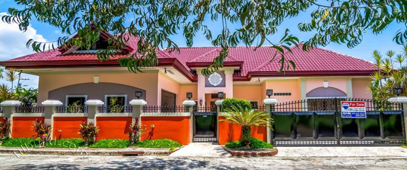 Real Estate Iloilo City Bungalow Type House For Sale In