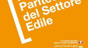 """""""Il sistema paritetico del settore edile"""" (In 5 lingue)"""