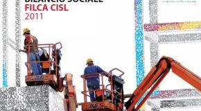 Bilancio sociale 2011 Filca-Cisl
