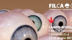 CAMPO SCUOLA 2012 DELLA FILCA-CISL NAZIONALE