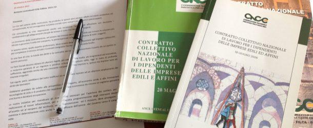 RINNOVO CCNL EDILIZIA INDUSTRIA E COOPERAZIONE, STRADA IN SALITA