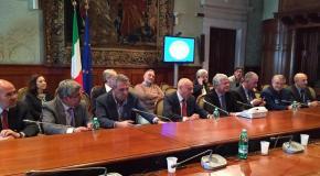 DISSESTO, INTESA GOVERNO-SINDACATI PER LA DIFESA DEL SUOLO