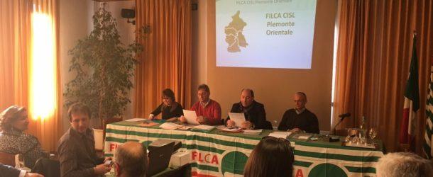 MARANI CONFERMATO SEGRETARIO GENERALE DELLA FILCA PIEMONTE ORIENTALE