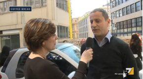SICUREZZA SUL LAVORO, INTERVISTA DI STEFANO MACALE A COFFEE BREAK (LA7)