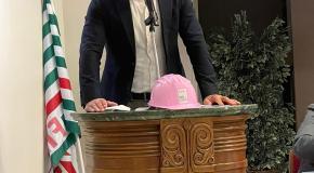 GIUSTINO GATTI ELETTO SEGRETARIO GENERALE DELLA FILCA FROSINONE