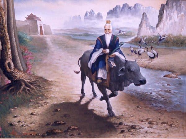 Lao Tsé establece las virtudes que hemos de tener para vivir conforme al Tao: piedad, magnanimidad, abnegación, honestidad, introspección, inactividad y enseñanza.