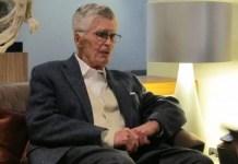 Mario Bunge charla en Madrid sobre filosofia y pensamiento