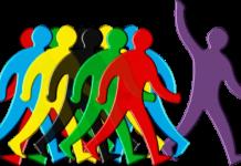 La figura del líder puede ayudar a mantener la cohesión social.
