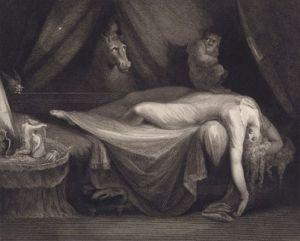 La muerte como protagonista, el miedo ante la naturaleza exterior e interior y el gusto por las historias de fantasms de todas las épocas son las temáticas preferidas del Romanticismo negro.