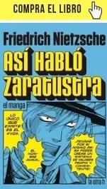 Así habló Zaratustra, de Nietzsche, en manga, de La otra H.