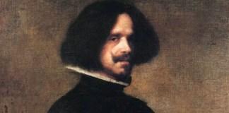 Autorretrato de Diego Velázquez pintado en 1645. Se encuentra en el palacio Pitti de Florencia (Italia).
