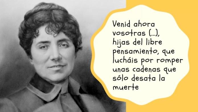 La escritora gallega Rosalía de Castro nació en Santiago de Compostela (A Coruña) el 24 de febrero de 1837 y murió en Padrón (A Coruña) el 15 de julio de 1885.