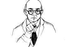 Adorno. Ilustrado por Ángela Lorenzo.