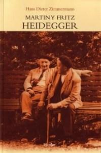 En el catálogo de Herder se encuentra el ensayo de Hans Dieter Zimmermann sobre Martin y Fritz Heidegger.