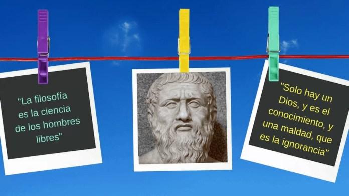 Si es cierto que la filosofía se ocupa de un puñado de temas –los más importantes para el ser humano–, el catálogo de esos temas lo inventó Platón, con el permiso de su maestro, Sócrates, y la inestimable colaboración de su discípulo, Aristóteles. Imagen del busto de Platón distribuida por Flickr, Rafael Robles, bajo licencia CC BY 2.0.