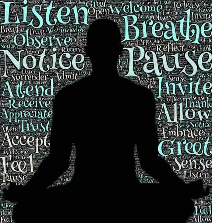 Practicar la meditación, la concentración y la atención son actividades que ayudan a combatir los efectos causados por el multitasking (Image: johnhain / pixabay / CC0)