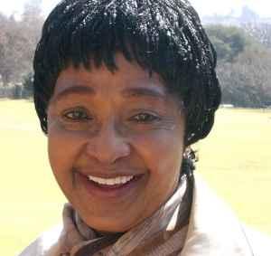 Winnie Mandela estuvo casada con Nelson desde 1958 hasta 1996.